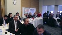CÜNEYT YÜKSEL - Tekirdağ'da 'Şehirlerin Ekonomik Beklentileri Forumu'