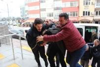 PROPAGANDA - Terör Propagandası Yapan 7 HDP'li Yönetici Adliyeye Sevk Edildi