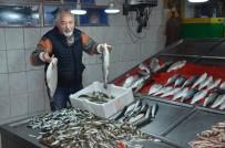 BALIK AVI - Tezgahta En Pahalı Balık Hamsi