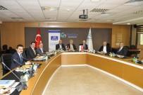 UĞUR İBRAHIM ALTAY - Türk Dünyası Belediyeler Birliği Beykoz'da Toplandı