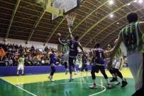 AKHİSAR BELEDİYESPOR - Türkiye Basketbol 1. Ligi Açıklaması Akhisar Belediyespor Açıklaması 87 - Karesispor Açıklaması 83