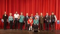 GÖKKUŞAĞI - Türkiye'de İlk Ve Tek Olan 'Gökkuşağı Engelli İzci Grubu', Dünya İzci Düşünce Günü'nü Kutladı