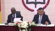 İMZA TÖRENİ - Türkiye'den Afrika'ya Eğitim Hamlesi
