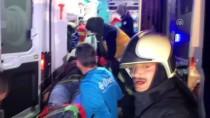 20 DAKİKA - Uçuruma Devrilen Otomobilin Sürücüsü Yaralandı