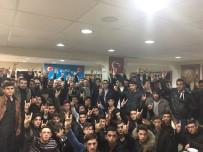 BAYBURT ÜNİVERSİTESİ - Ülkü Ocakları Fırat Yılmaz Çakıroğlu'nu Unutmadı