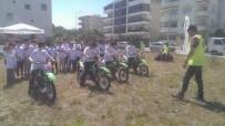 GENÇ BEYİNLER - Umurbey Belediyesi'nden 'Güvenli Motosiklet Eğitimi' Projesi