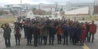 1 EYLÜL - Uşak Üniversitesinden Afrin'deki Mehmetçiğe Asker Selamı