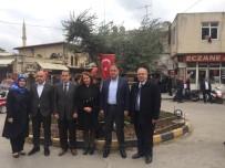 KİLİS VALİSİ - Vali Kalkancı Ve Başkan Kutlu Mehmetçiğe Destek İçin Kilis'e Gitti
