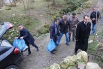 SOĞUKPıNAR - Yardıma Muhtaç Aileye Devlet Sahip Çıktı