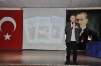BAŞARI ÖDÜLÜ - Yazar Süleyman Bulut GKV'lilerle Buluştu