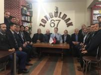 TÜRK ORDUSU - ZONDEF'den Afrin Harekatına Destek