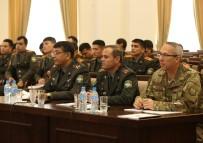 UMUTLU - ABD Hava Kuvvetleri Komutanı Harrigian'dan Özbekistan'a Ziyaret
