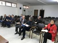 TERTIP KOMITESI - AK Parti'de Kongre Hazırlıkları Başladı