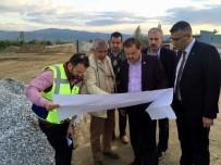 ÇİMENTO FABRİKASI - AK Parti Hükümeti Söke'ye 1 Yılda 760 Milyon Lira Yatırım Yaptı