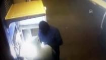 AÇIK CEZAEVİ - Aksaray'da ATM Hırsızı Suçüstü Yakalandı