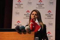 ENVER YÜCEL - Bahçeşehir Koleji Edirne'nin İlk Fen Ve Teknoloji Lisesini Açıyor