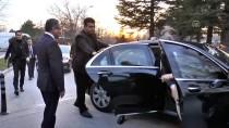 BIÇAKLI SALDIRI - Bakan Özhaseki'den Bıçakla Yaralanan Belediye Başkanına Ziyaret