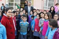 KAZAN DAİRESİ - Başkan Alıcık Öğrencilerin Kalbinde Taht Kurdu