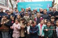 SIMURG - Başkan Aydın Açıklaması 'Şehidimizin Hassasiyetine Sahip Gençler Yetiştireceğiz'