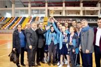 MUSTAFA ÇIÇEK - Basketbol Şampiyonasında Adıyaman'ı Kahta Temsil Edecek