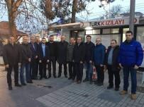 BATI TRAKYA - Batı Trakyalılar'dan Mehmetçik İçin Kan Bağışı