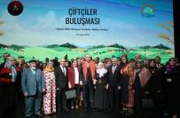 ANKARA TİCARET ODASI - Bitlisli Çiftçiler Cumhurbaşkanı Erdoğan İle Buluştu