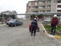 AYDINLATMA DİREĞİ - Burhaniye Caddeleri Işıl Işıl