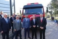 ÇUKURKUYU - Büyükşehir'den Şehit Halisdemir'in Memleketine Büyük Hizmet