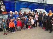 ANİMASYON - Çanakkale AFAD'a Minik Öğrencilerden Ziyaret