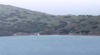 KARDAK - Çavuş Adası'nda Çalışmalar Devam Ediyor