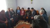 PARTİ MECLİSİ - CHP Genel Başkan Yardımcısı Karaca'dan Şehit Ailesine Ziyaret