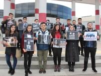 PEDOFİLİ - Cinsel İstismara Bir Tepki De Üniversiteli Öğrencilerden
