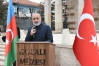 AZERBAYCAN - Hocalı Katliamı'nın 26. yılı Kızılcahamam'da anıldı