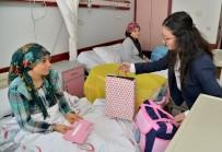 ÇOCUK HASTALIKLARI - Diyar Masa Ekipleri 'Hoş Geldin Bebek' Paketi Dağıttı