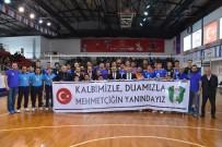 VOLEYBOL TAKIMI - Düzce Belediyespor Grup Birinciliği Garanti