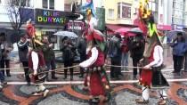 BULGAR - Edirne'de 'Kukerlandia' Gösterisi
