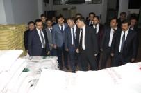 ENERJİ SANTRALİ - Fadıloğlu AK Parti Teşkilatıyla Projeleri Gezdi