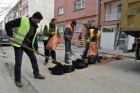 YOL YAPIMI - Fen İşleri Müdürlüğü Çalışmalarını Sürdürüyor