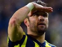 FENERBAHÇE - Fenerbahçe'de Mathieu Valbuena sakatlandı!