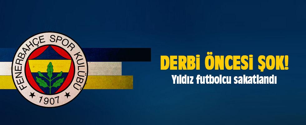 Fenerbahçe'de Mathieu Valbuena sakatlandı!