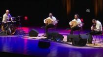 CEMAL REŞİT REY - Filistinli 'Le Trio Joubran' CRR'de Sahne Aldı
