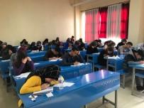 ÜNİVERSİTE SINAVI - Gazi Emet Anadolu Lisesi Öğrencileri Üniversiteye Hazırlanıyor