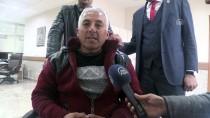 MAYIN PATLAMASI - Güneydoğu Gazisi 22 Yıl Sonra Protezle Yürüyecek