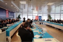 FLORYA - HANKOK Toplantısında Havalimanı Güvenliği Konuşuldu