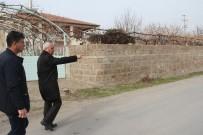 SARAYCıK - İncesu Belediyesinde Yol Çalışmaları Devam Ediyor