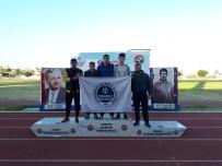 KAĞıTSPOR - Kağıtsporlu Atletler, Mersin'den İki Madalya İle Döndü