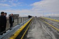 ALPARSLAN TÜRKEŞ - Karaman'da Sanayi Köprülü Kavşağı Trafiğe Açıldı