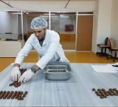 KEÇIBOYNUZU - Keçiboynuzundan Çikolata Üretildi