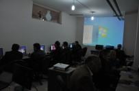 KADIN DERNEĞİ - Kızıltepe'de Muhtarlara Bilgisayar Kursu Veridi