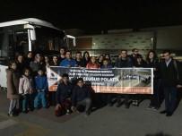 KAPADOKYA - Malatya Ekstrem Dağcılık Ve Doğa Sporları Kulübü Derneği'nin Kapadokya Gezisi